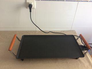 Plancha de asar con termostato regulable 2100W