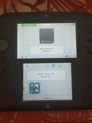Mario Party de Nintendo DS solo juego