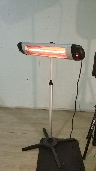 Radiador infrarrojo