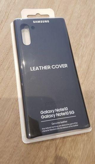 Funda cuero ORIGINAL Samsung Galaxy Note 10