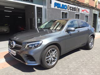 Mercedes-Benz GLC Coupe 220d 4Matic AMG