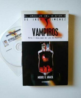 Iker vampiros con CD