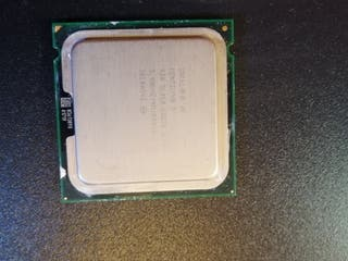 Procesador Intel Pentium cpu