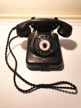 Teléfono antiguo, Siemens W38