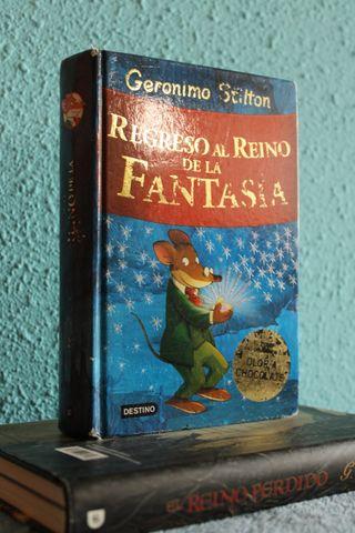 Libros Reino de la Fantasía