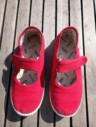 zapatillas niña bambas n32