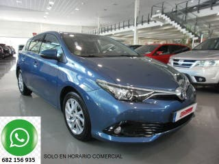 Toyota Auris 1.2 116 Cv Active