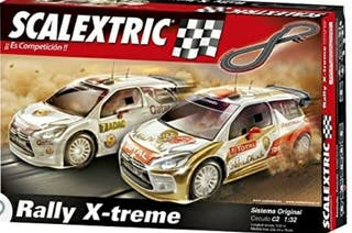 Scalextric Rally Xtreme
