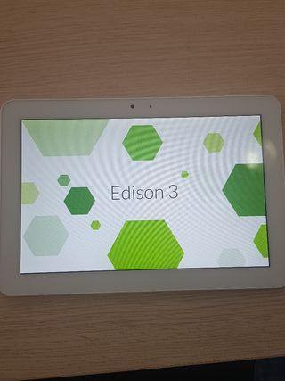 "Tablet BQ 10.1"" blanco + REGALO"