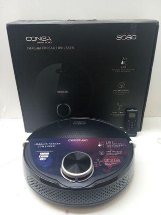 ROBOT ASPIRADOR CONGA 3090 LASER