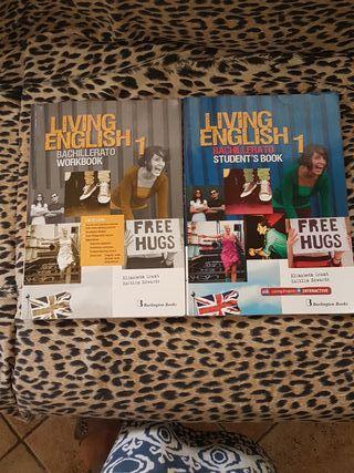 Living English 1 Bachiller muy nuevos