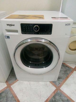 Secadora Whirlpool 3DRY de 9 kg.