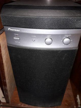 Equipo sonido pioneer 5.1