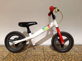 bicicleta infantil aprendizaje Btwin