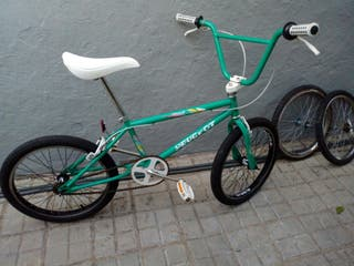 bicicleta de bmx antigua
