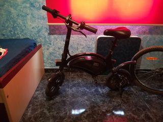 bicicleta eléctrica ess wuat