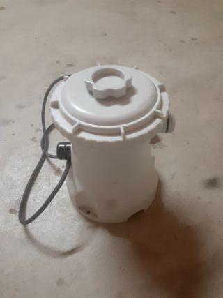 bomba de agua piscina