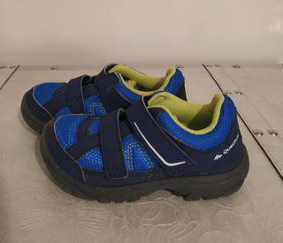 Zapatillas Senderismo niño Decathlon N°24