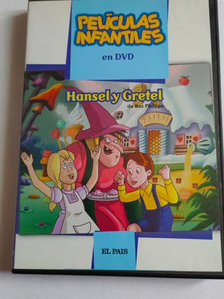 Hansel y Gretel -Secreto de la casita de chocolate