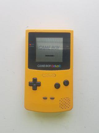 GAMEBOY COLOR amarilla