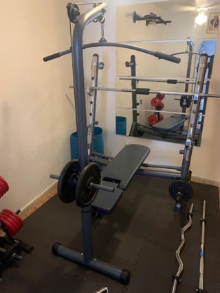 Se vende mini gym
