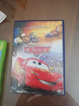 Se vende película Cars en DVD