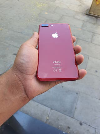 I PHONE 8 PLUS 64GB ROJO