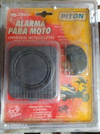 Alarma de moto