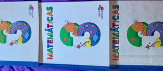 Libro de matemáticas, 3 de primaria