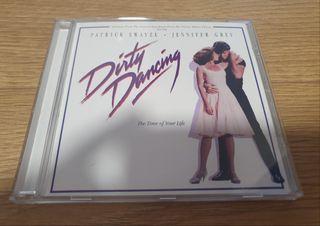 Cd de música Dirty Dancing