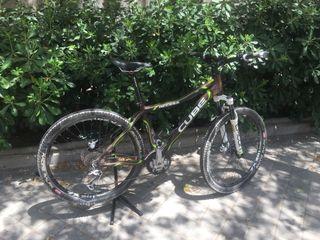 "Bicicleta MTB BTT mujer CUBE ACCESS WDesign 26"""