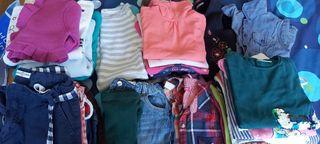 lote ropa niña 4_6 años