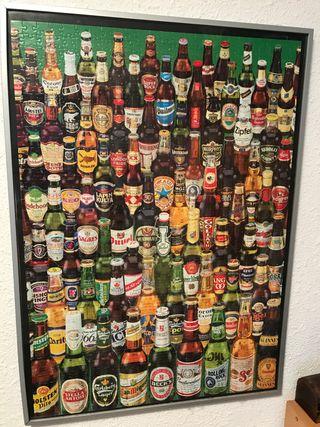 Puzzle cervezas