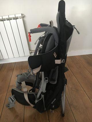 Silla porta bebés Vaude Shutlle Premium