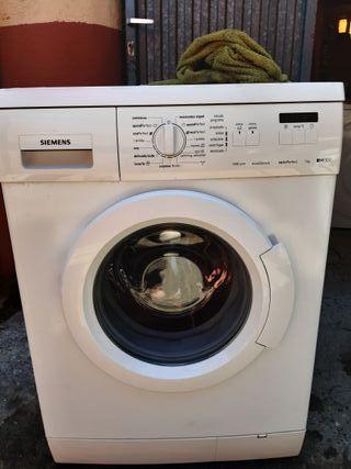 lavadora Siemens 7 kg IQ300