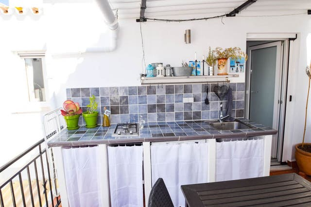 Casa en Torrox Pueblo Ref: 383 (Torrox, Málaga)