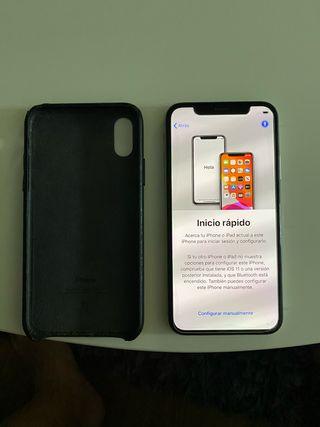 Vendo iphone x 256gb blanco