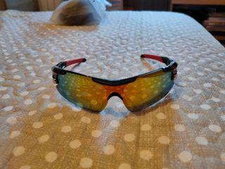 gafas de sol polarizadas.