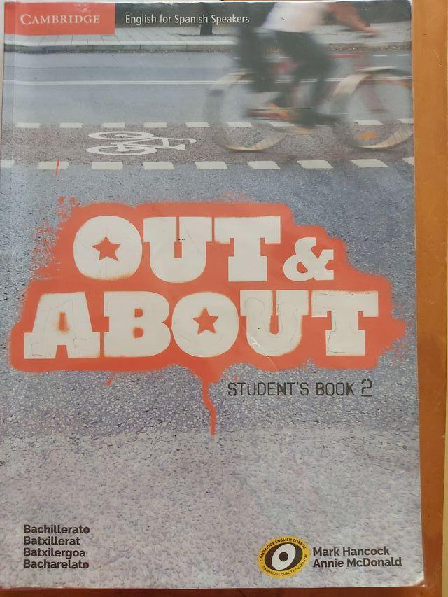 Libro inglés Out & About