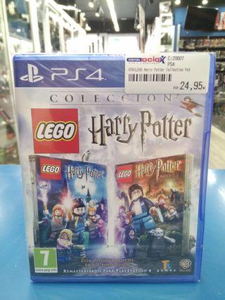 Lego colección Harry Potter