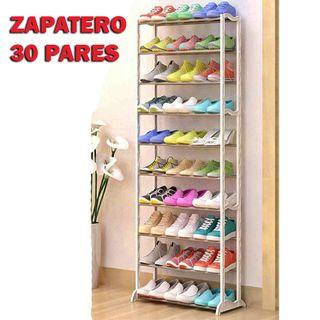 Zapatero para 30 pares