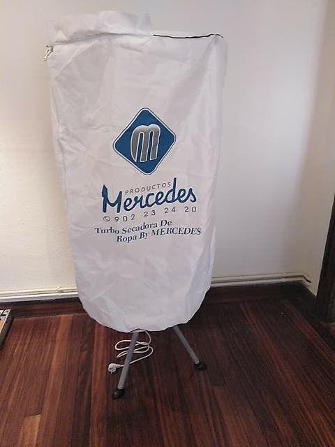 Secadora Mercedes
