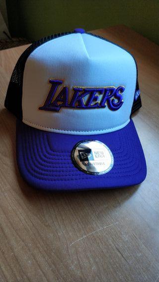 Gorra Lakers NBA New Era