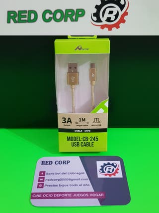 CABLE DE CARGA ANDROID
