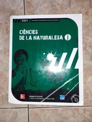 Libro de naturales 1 Eso
