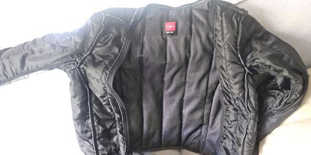 chaqueta LEM moto mujer