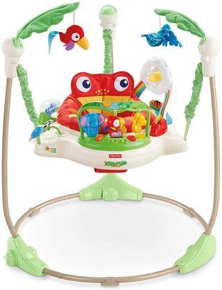 Fisher-Price Saltador bebé juguete