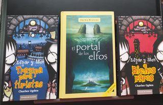 Libros juveniles e infantiles a 3 euros unidad