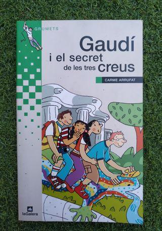 Gaudí i el secret de les tres creus