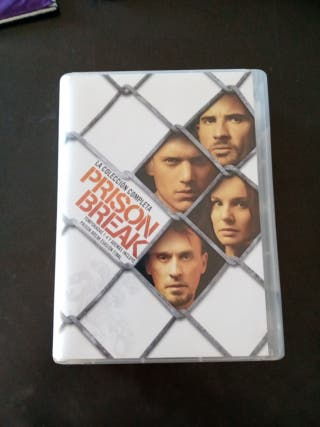 PRISON BREAK. Coleccion completa.